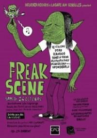 FREAK SCENE 2013
