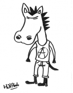 Cheval Punk