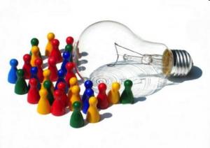 creatividad en grupo