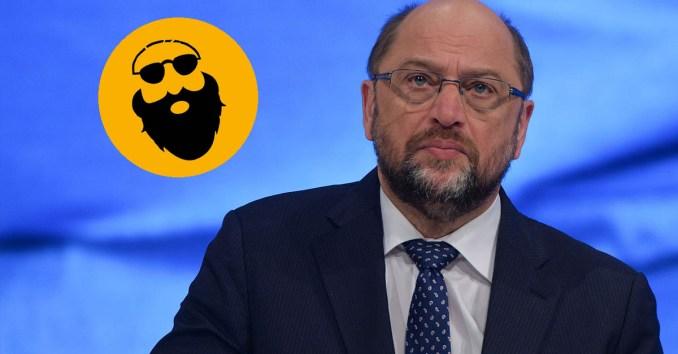 Müller mault - Schulz