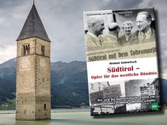 """Golowischt: """"Südtriol - Opfer für das westliche Bündnis"""""""