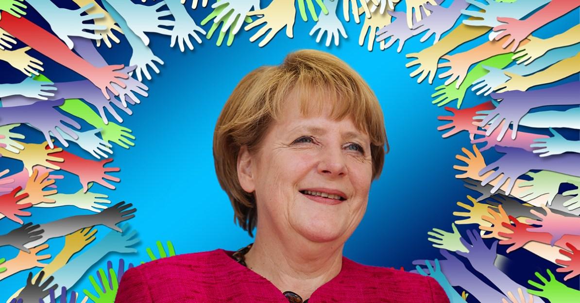 Angela Merkel Zuwanderung