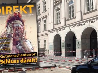 rechtsextremismus-experte gegen Info-DIREKT vor Gericht
