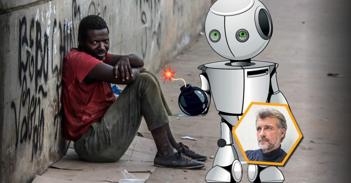 Massenzuwanderung und Digitalisierung - eine explosive Mischung