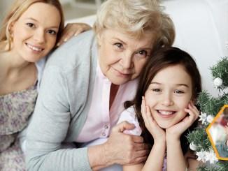 Warum Großmütter zu Weihnachten weinen