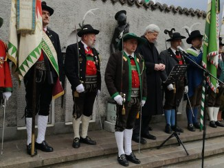 Kerschbaumer Gedenkfeier in St. Pauls