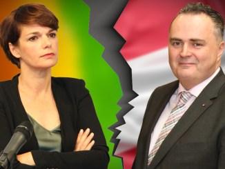 Pamela Rendi-Wagner und Hans Peter Doskozil sollten zum Wohle Österreichs die SPÖ spalten