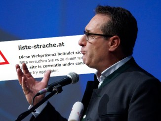Tritt HC Strache mit einer eigenen Liste zur Wienwahl an?