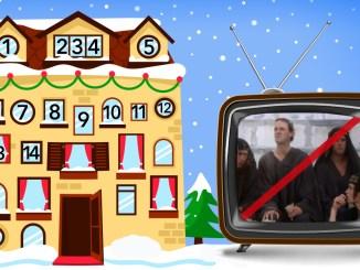 Adventkalender, Tür 14: Toleranz nach innen, Härte nach außen
