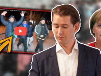 """Neue """"Flüchtlingskrise"""": Merkel und Kurz wacht auf!"""