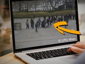 LPD veröffentlicht Video: Aggressionen gegen Patrioten gingen von vermummten Linksradikalen aus