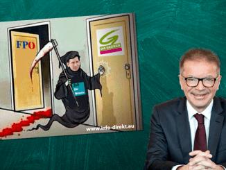 Die Grünen am Nasenring der ÖVP