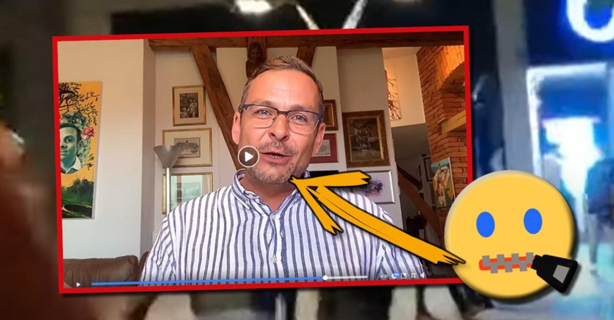 Video von Gerald Grosz zu Ausschreitungen in Stuttgart von youtube zensiert.