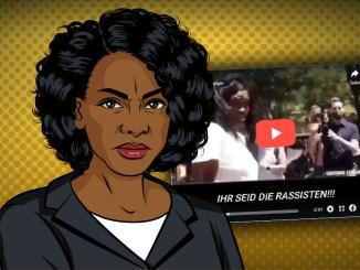 Schwarze Akademikerin geigt BLM-Aktivisten die Meinung