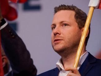 Michael Schnedlitz (FPÖ) fleißigster Abgeordneter im Nationalrat