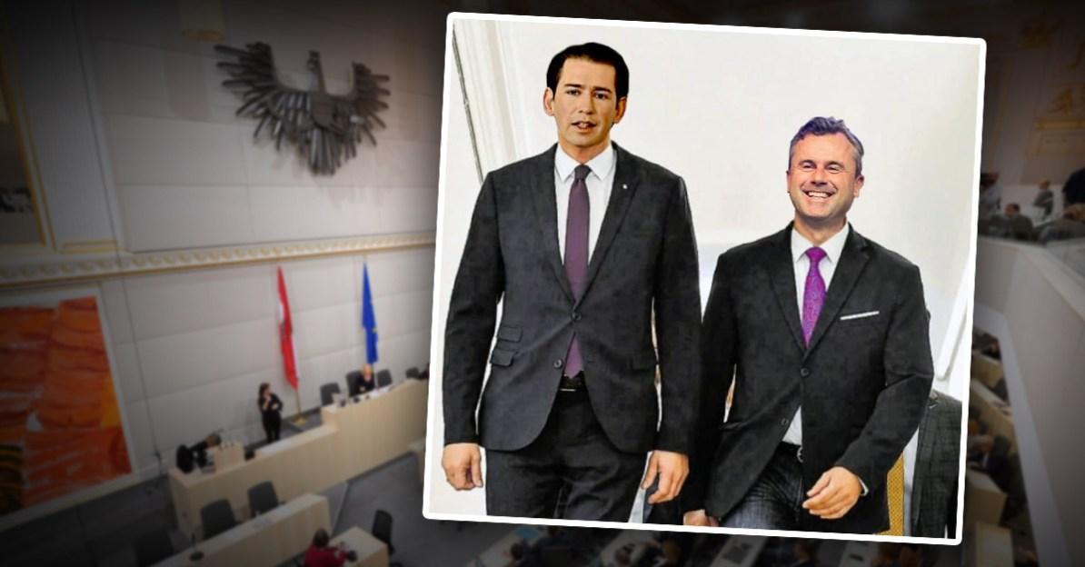 Gekaufte Opposition: Kanzler Kurz will FPÖ-Hofer in Regierung holen