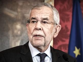 Neue Enthüllungsplattform bringt Bundespräident VdB in Bedrängnis