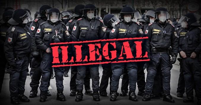 Gerichtsurteil: Versammlungsverbot in Wien war illegal