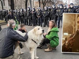 Sicherheitsexperte Thomas Schaurecker: Bleibt friedlich - Gewalt ist kontraproduktiv!