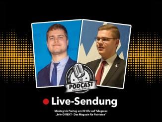 Podcast: China als Vorbild für ein patriotisches Deutschland und Europa?