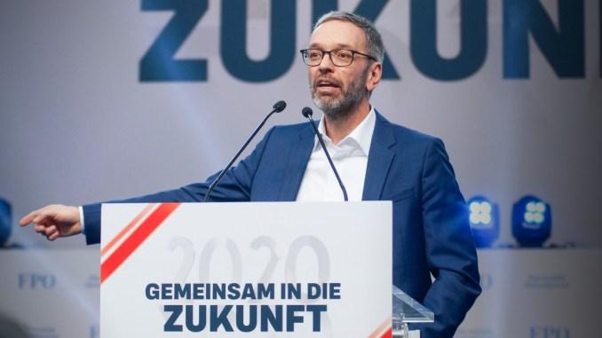 Kickl setzt sich durch: FPÖ-Klub führt konsequente Corona-Politik fort