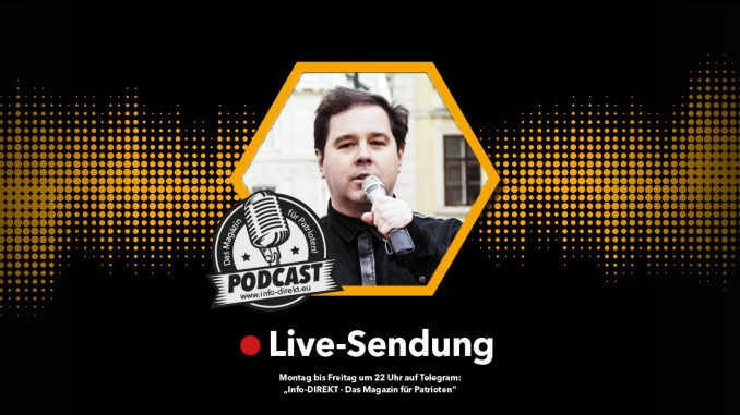 Im Haufen der gewalttätigen Antifa - Podcast-Gespräch mit Friedrich Langberg