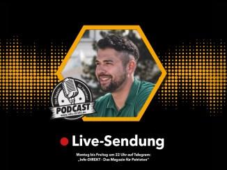 """Podcast mit """"Islamisten-Jäger"""" Irfan Peci über seinen Lebensweg und sein neues Buch"""