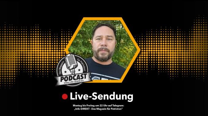 Was ist mit den Corona-Demos los? - Podcast-Gespräch mit Thomas Schaurecker