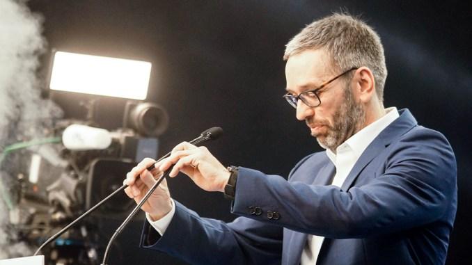 Herbert Kickl greift die Deutungshoheit der etablierten Medien an