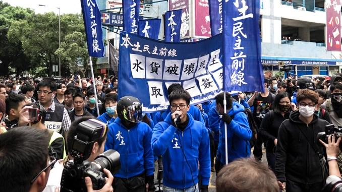 Umstrittene NGO: Hongkong-Aktivisten sollen nach Europa auswandern