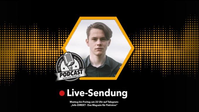 Live-Podcast: Antifa-Terrornetzwerk in Deutschland – Die Hintergründe
