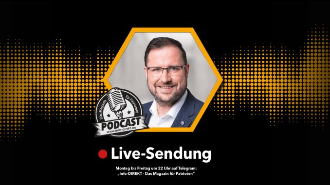 Aufregung um Corona-Cluster im Nationalrat: Podcast mit Hafenecker (FPÖ)