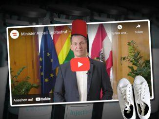 Gesundheitsminister Mückstein (Grüne) wirbt auf Türkisch für Impfung