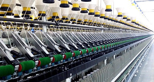 Welcome to The Spinning Factory