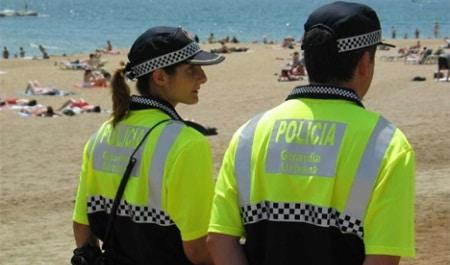 La policía de Lloret de Mar aprende ruso