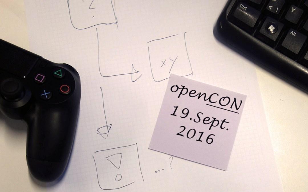 OpenCON Jugendarbeit –  Die Tagung