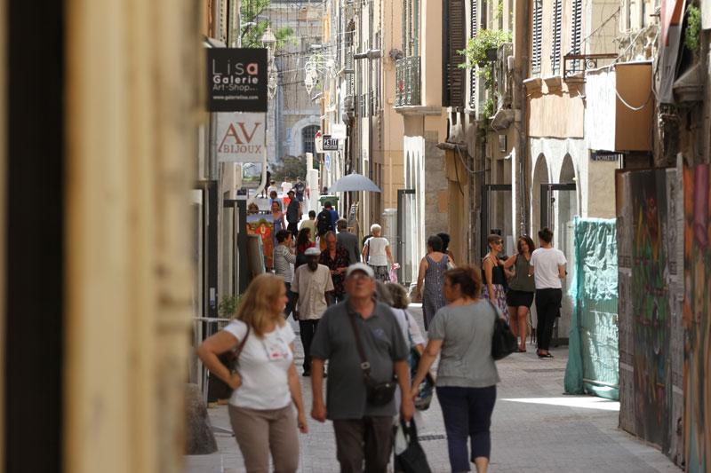 un quartier qui revit la rue des arts