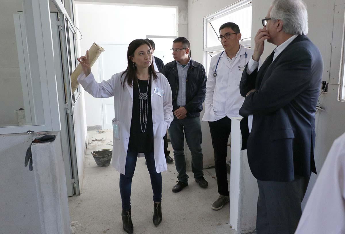 El hospital de Monteros contará con un servicio de Neonatología de alta complejidad
