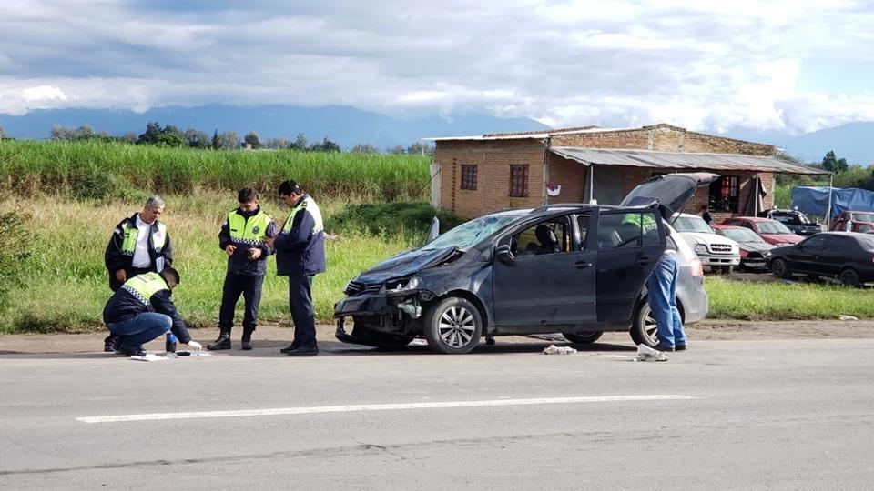 Tras una semana de agonía falleció otra víctima de la tragedia de Río Seco