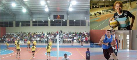 Polideportivo en Belén