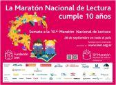 Maratón Fundación Leer