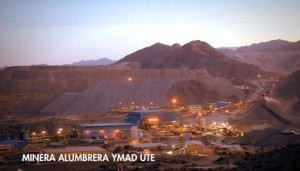 Minera Alumbrera YMAD UTE