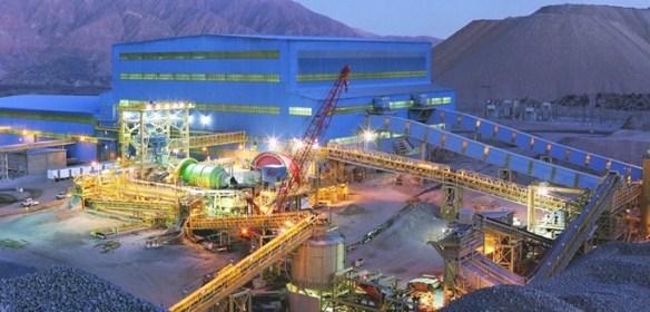 Institucional Aporte económico Nuestra gente Comunidades Medio ambiente Cadena valor Nueva etapa operativa en Minera Alumbrera