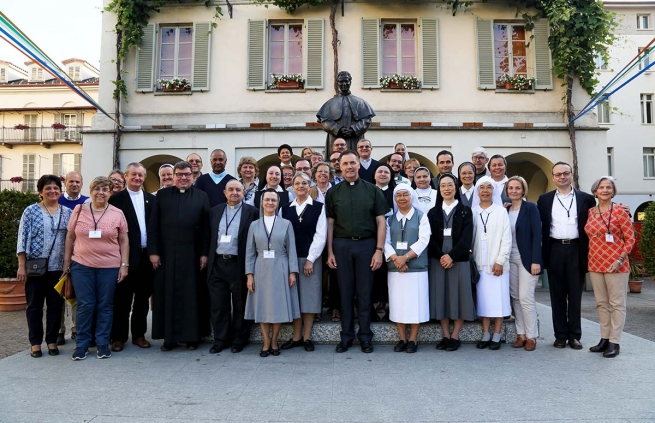 "Italy - ""Youth, faith and discernment"". Fr Attard talks about it at the Consultative Body of the Salesian Family"