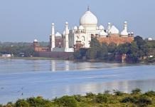Il était une fois... les châteaux de la cité d'Orchha en Inde