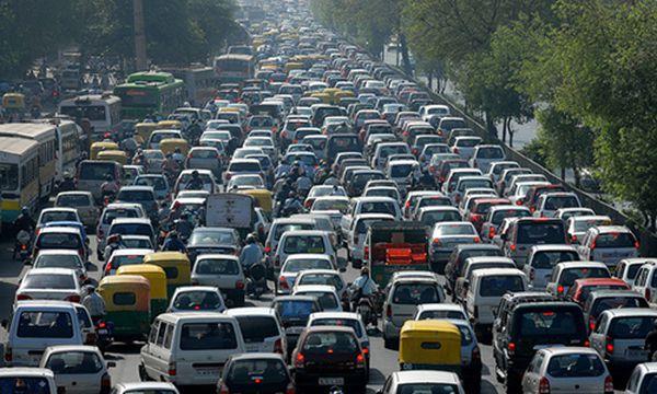 Bogotá, Caracas y Ciudad de México son las capitales más congestionadas de Latinoamérica y están entre las 15 con más tráfico del mundo