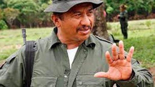 Gentil Duarte es el líder de las disidencias instaladas en Apure