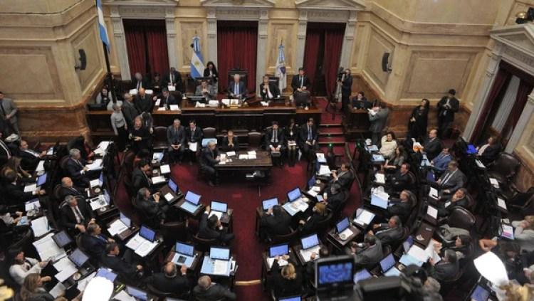 El Senado aprobará la ley el miércoles (Patricio Murphy)