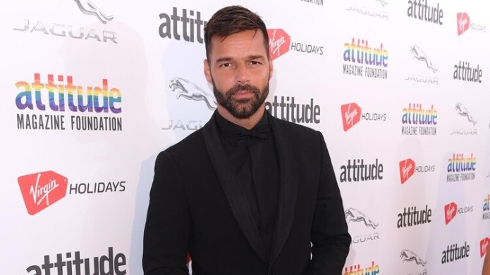 Ricky Martin pidió apoyo a Venezuela (Grosby Group)