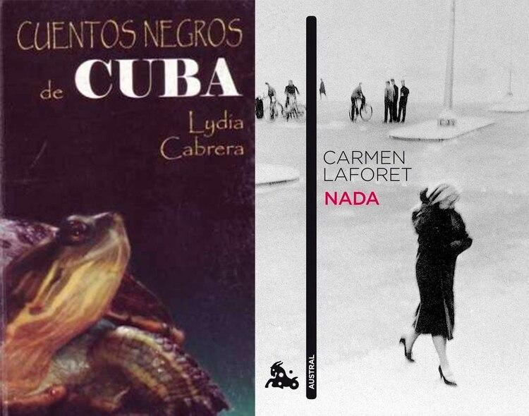 Cuentos negros de Cuba, de Lydia Cabrera / Nada, de Carmen Laforet